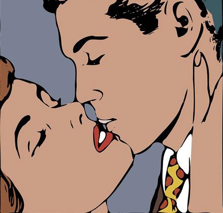 ¿Cuántas calorías quema un beso por minuto?