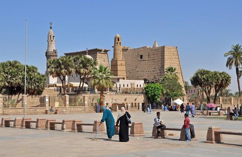 ocho ciudades más antiguas del mundo Luxor