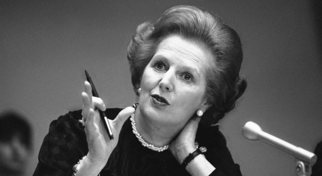 8 de abril margaret thatcher