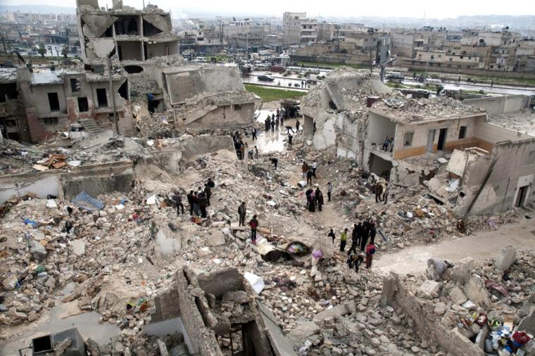 Alepo después de la guerra civil