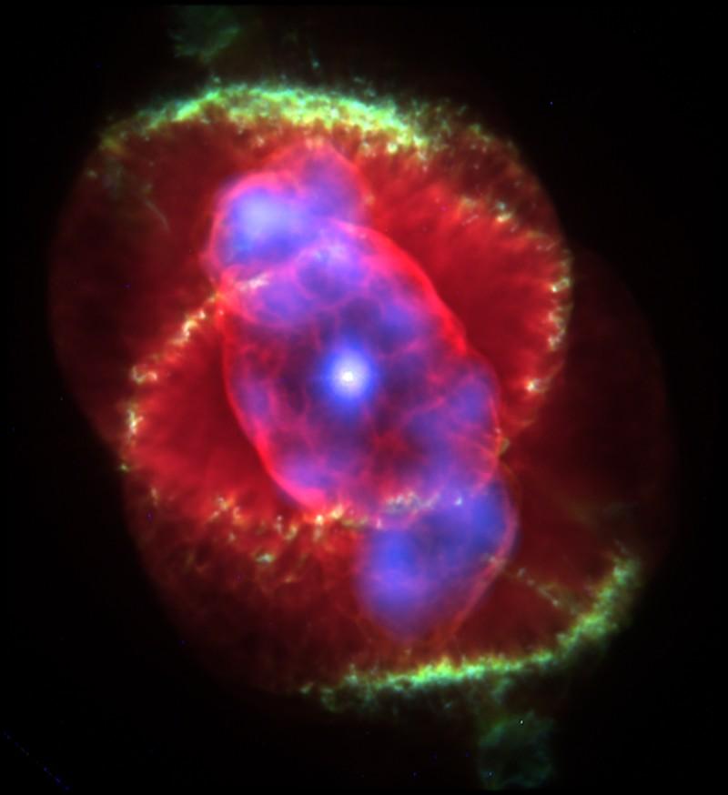 nebulosas más espectacular del universo