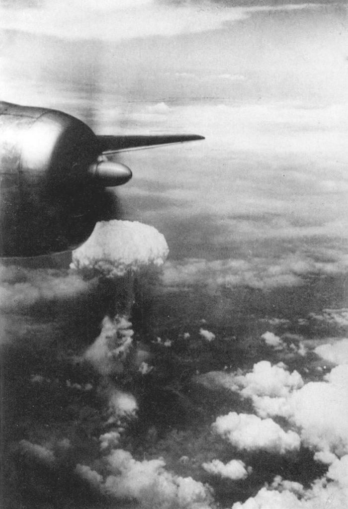 El bombardeo de Nagasaki - Efecto Mariposa