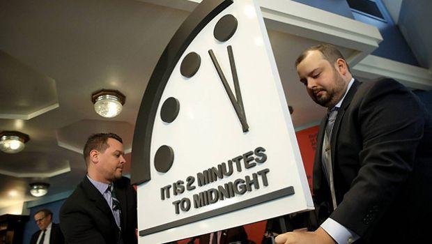 Qué es el Reloj del Juicio Final como funciona el reloj