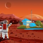 ¿Podría la vida evolucionar en Marte?