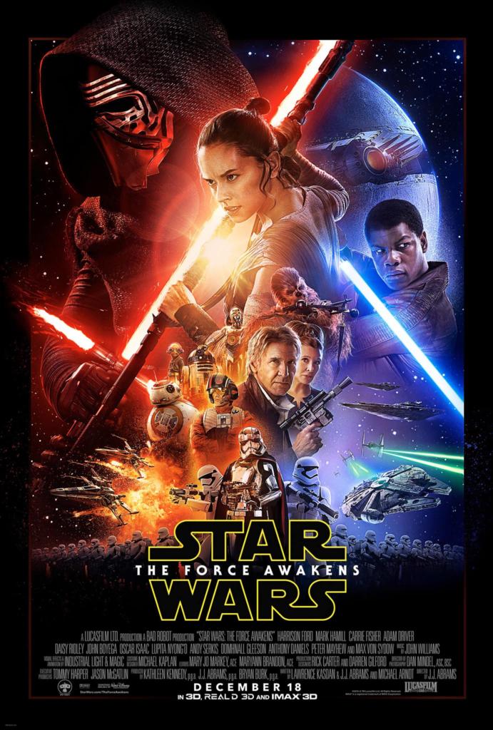 star wars despertar de la fuerza