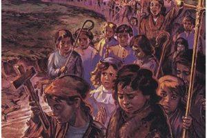 cruzada de los niños