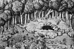 la muerte de esquilo