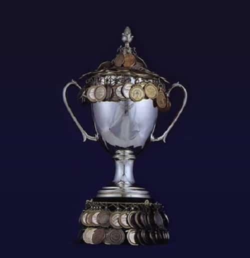 Trofeos deportivos más antiguos del mundo