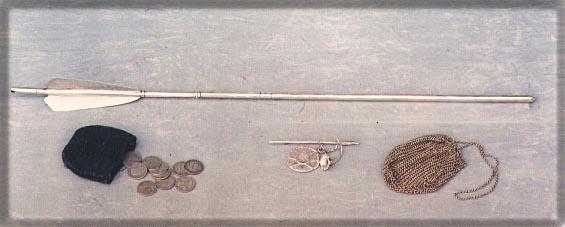 scorton silver arrow