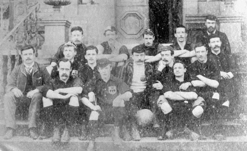 equipo de fútbol más antiguo: Shieffeld fc