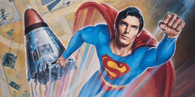 Peores películas de la historia superman iv