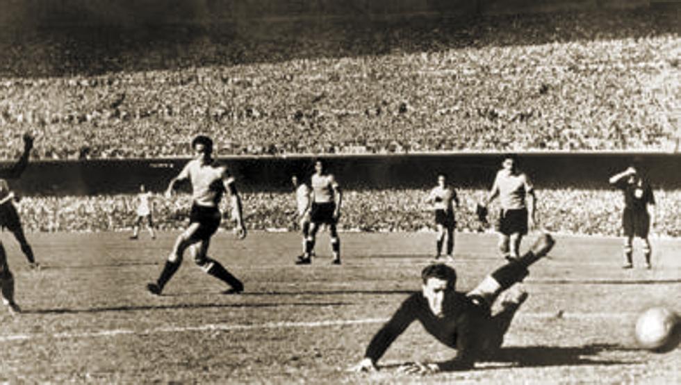 mejores partidos de los mundiales: uruguay brasil (brasil 1950)