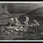 Caronte, el barquero del inframundo de la mitología griega