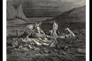 barquero del inframundo