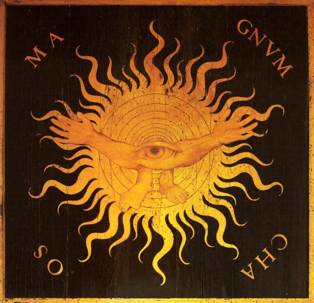 Caos mitología griega