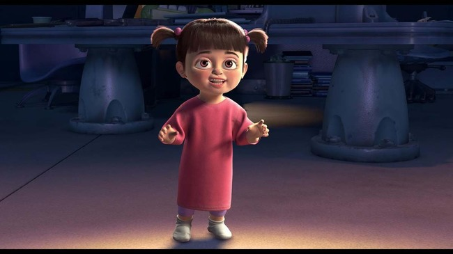 mary monster inc