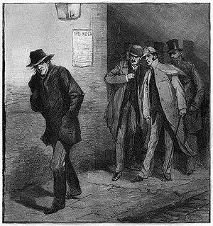 policía hostigando a un sospechoso