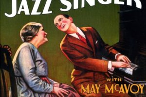 Poster de The Jazz Singer