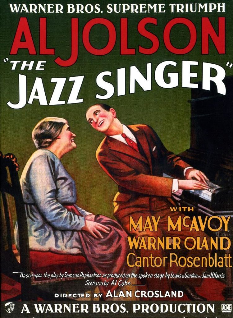 Poster de The Jazz Singer