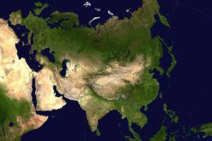 europa y asia