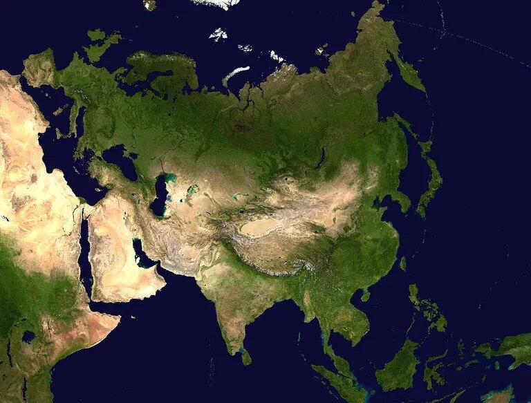 ¿Qué es Eurasia, la unión entre Europa y Asia?