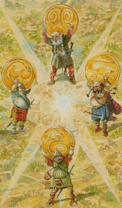 los enanos mitología nórdica