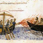 El Fuego Griego, el arma mortífera del Imperio Bizantino