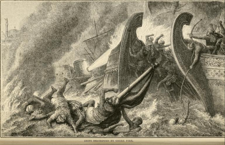 asalto a un barco