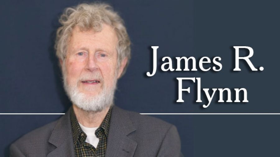 james r. flynn