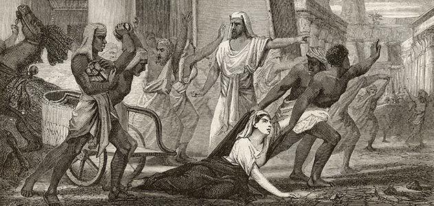 muerte de hipatia
