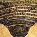 Los nueve círculos del Infierno de la Divina Comedia