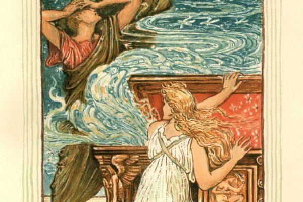 significado del mito de pandora