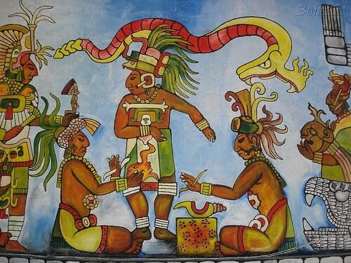 tepeu dios maya