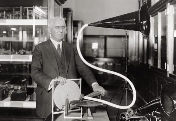 Emile Berliner, la historia del inventor del gramófno