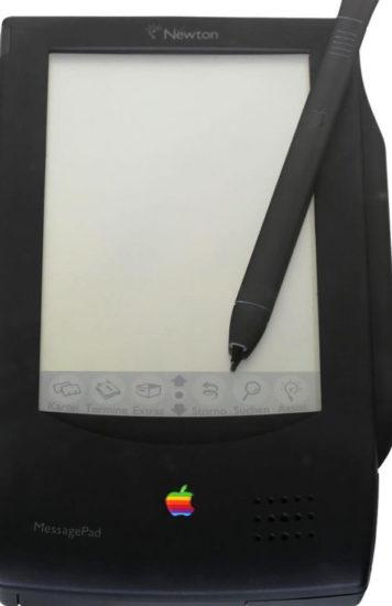 ¿Quién inventó el iPhone? Newton MessagePad