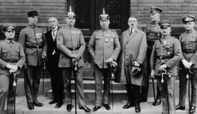 Putsch de Múnich: El fallido golpe de estado de Hitler en 1923