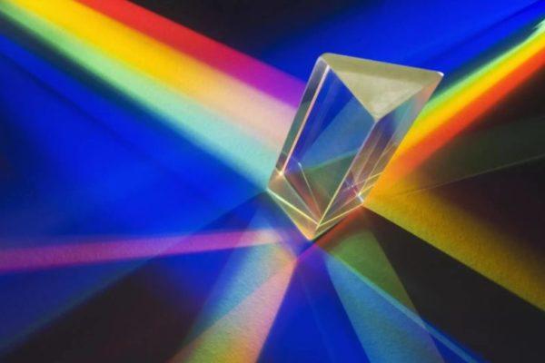 Qué es el espectro de luz visible