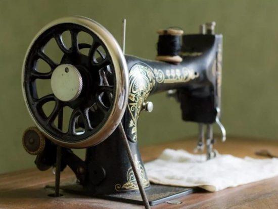 Inventos más populares maquina de coser
