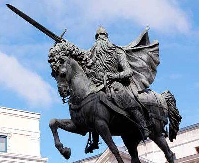 """Vida y hazañas de Rodrigo Díaz de Vivar """"El Cid"""""""