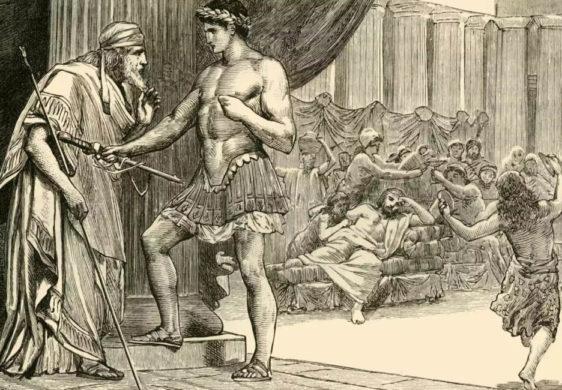 Teseo, el gran héroe de la mitología griega
