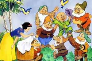 blancanieves y los siete enanos