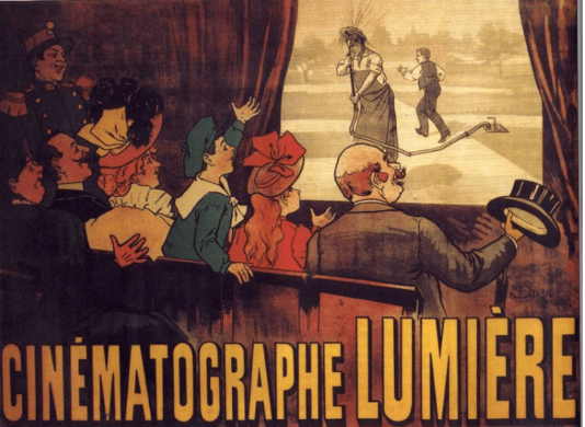 Películas más antiguas de la historia del cine