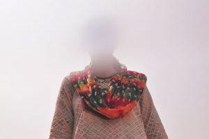 mujer con Prosopagnosia