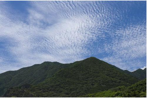 tipos de nubes cirrocumulo