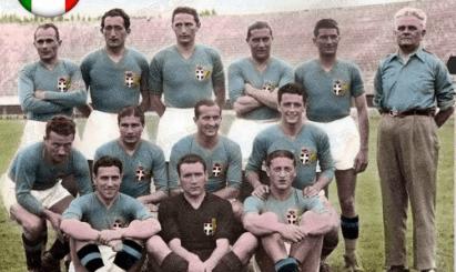 Selección italiana de futbol de 1934