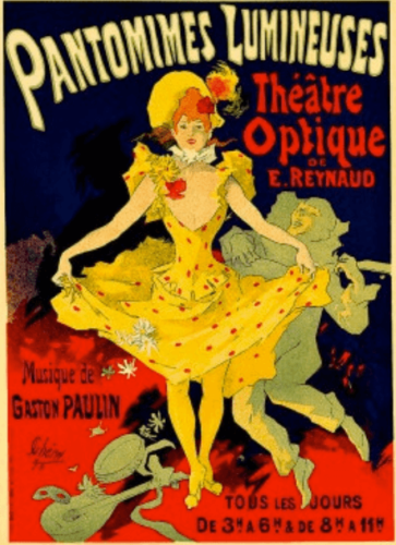 pantomimes lumineuses