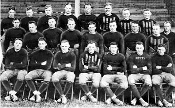 equipos más antiguos de la NFL Chicago Bears