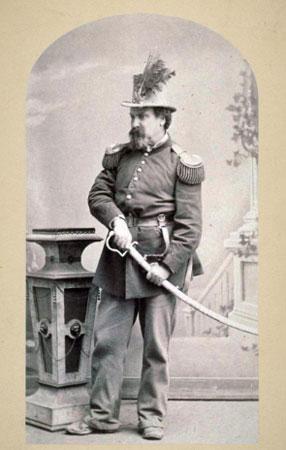 Joshua Norton I