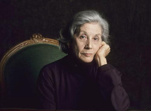 Mujeres ganadoras del Premio Nobel de Literatura Nelly Sachs