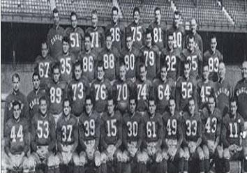 equipos más antiguos de la NFL Philadelphia Eagles